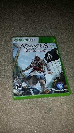 Assassin's creed iv black flag for Sale in Fitzgerald, GA