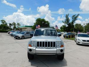 2006 Jeep Commander 4dr SUV 4WD for Sale in West Palm Beach, FL