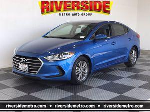 2018 Hyundai Elantra for Sale in Riverside, CA
