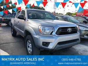 2015 Toyota Tacoma for Sale in Miami, FL