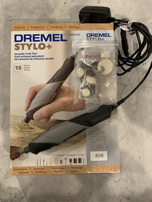 Dremel style 2050-15 like new used once for Sale in Chicago, IL
