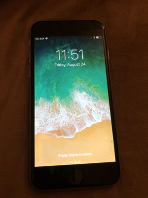 iPhone 6 64gb unlocked for Sale in Poway, CA