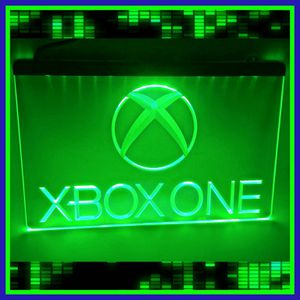 """🎮NEW 3D FORTNITE/XBOX(+OTHERS ) 8x 12"""" LED LIGHT 🎮MAN CAVE. BAR. GAME ROOM. NIGHT LIGHT🎮 for Sale in Ontario, CA"""