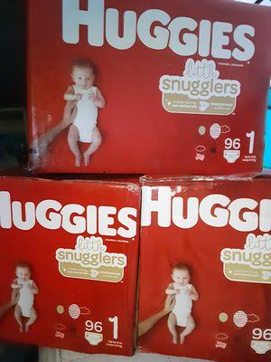 Huggies snugglers, for Sale in Kent, WA