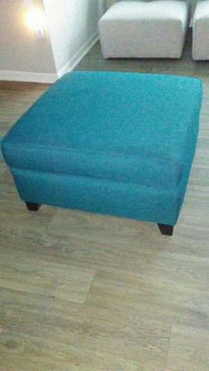 Ottoman or Two End Tables for Sale in Miramar, FL
