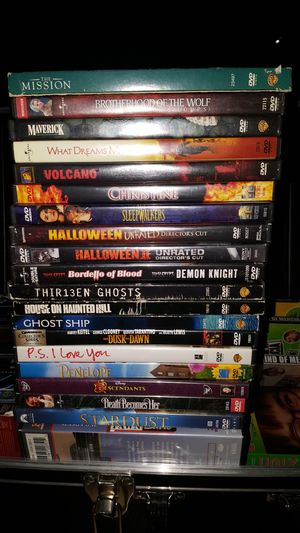 DVD Movies ($10 For All) for Sale in Cumming, GA