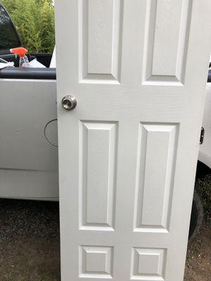 Interior Door 28x80 for Sale in Camp Springs, MD