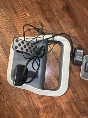 Xbox 360 racing wheel with pedals for Sale in Everett, WA