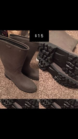 Men's Rain/Snow boots for Sale in King of Prussia, PA