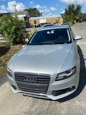 2011 Audi A4 2.0 Turbo for Sale in Tampa, FL