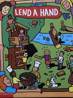 Scholastic Lend A Hand Book for Homeschool for Sale in Winchester,  CA