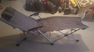 Camping recliner for Sale in Sterling, VA