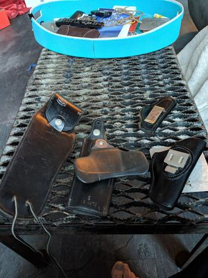 Bucheimer Holsters, Gun Cases, Misc for Sale in Cleveland, OH