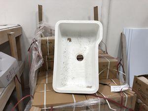 Under mount kitchen or utility sink for Sale in Tulsa, OK