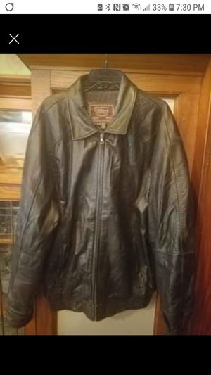 Men's Leather Jacket for Sale in West Allis, WI