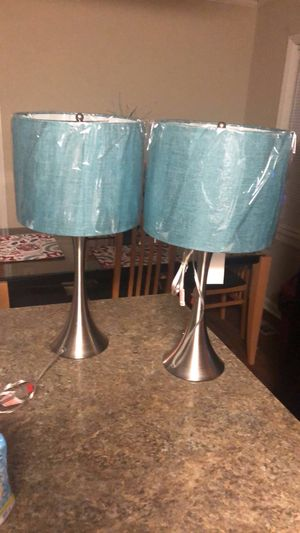 Brand new lamps for Sale in Garner, NC
