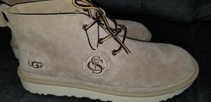 UGG MEN'S SUEDE CHUKKA BOOT WITH WOOL INSOLE NEW SIZE 13 for Sale in San Jose, CA