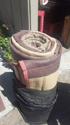 Rv out door mat for Sale in San Diego, CA