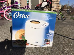 Bread maker for Sale in Federal Way, WA
