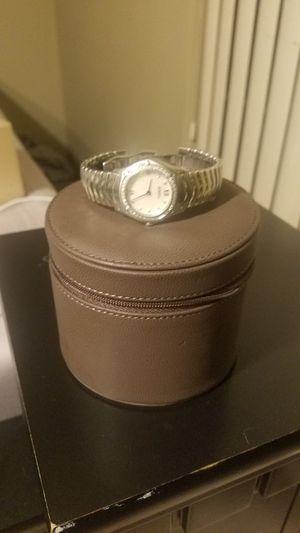 Ebel diamond bezel classic wave watch for Sale in Washington, DC
