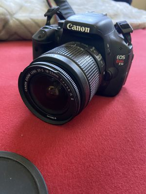 Canon T3I for Sale in Claremont, CA