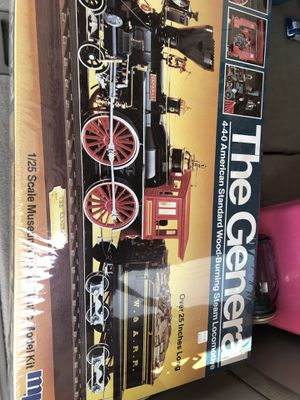 The General Steam Engine Model. Scale1:25. Sealed for Sale in Normal, IL