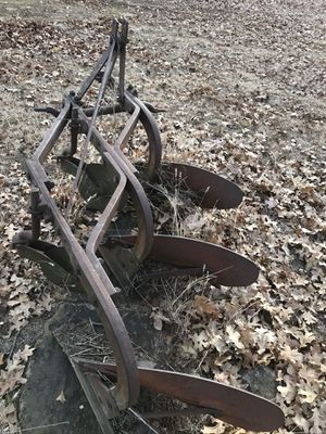 One plow and one disc for Sale in Bixby, OK