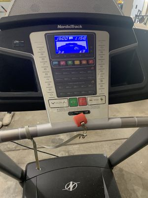 Nordictrack 5.5 treadmill for Sale in Jurupa Valley, CA