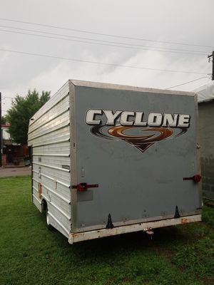 Box truck or camper$ for Sale in Knoxville, TN