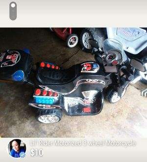 Lil Rider Motorcycle for Sale in Peoria, IL