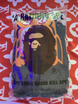 Black Bape Jacket for Sale in Charlotte, NC