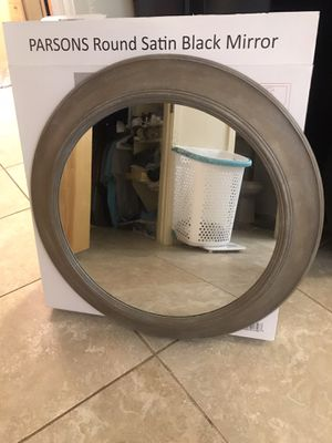 Round wall mirror for Sale in Scottsdale, AZ