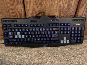 Logitech Gaming Keyboard for Sale in Seymour, WI