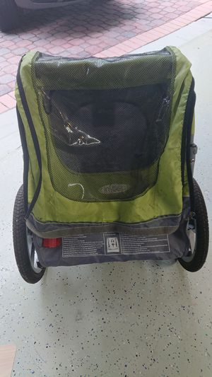 Instep bike trailer for Sale in Weston, FL