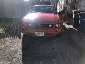 2006 Ford Mustang for Sale in Cuyahoga Heights, OH