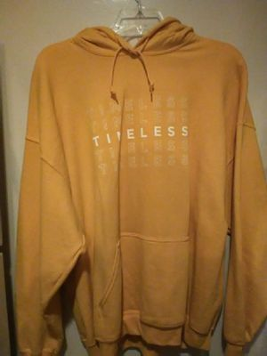 Timeless yellow Infinite hoodie X2 for Sale in East Los Angeles, CA