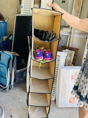 Closet organizer show racks X 2 for Sale in Miami, FL