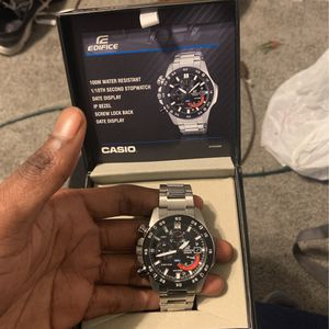 Casio Watch Silver for Sale in Baltimore, MD