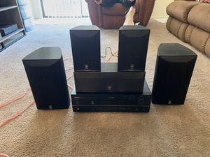 Yamaha stereo system for Sale in Phoenix, AZ
