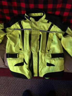 Tour master motorcycle jacket men's size Xl/46 for Sale in Florissant, MO