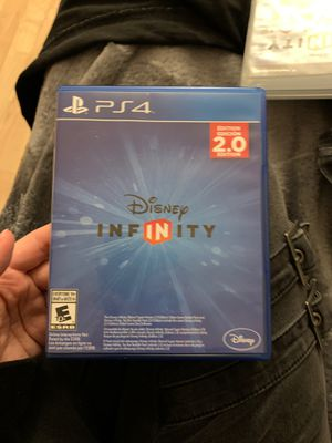 disney infinity game. ps4 2.0 for Sale in Pittsburg, CA