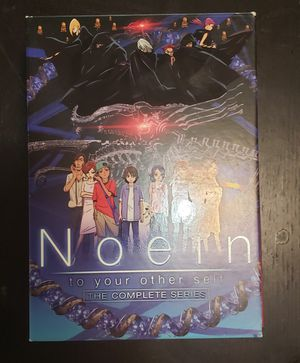 Noein Anime Complete DVD boxset for Sale in Vancouver, WA