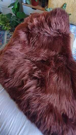 Faux fur rug for Sale in Los Angeles, CA