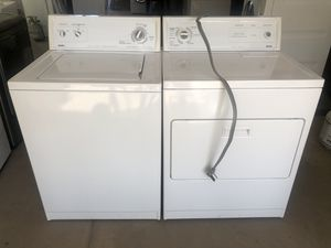 Kenmore Washer and electric dryer for Sale in San Marcos, CA