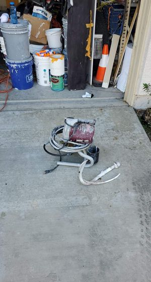 Paint sprayer. Working condition for Sale in Rancho Santa Margarita, CA