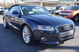 2010 Audi A5 premium plus for Sale in North Chesterfield, VA