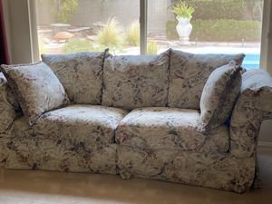 Sofa and Love Seat for Sale in Las Vegas, NV