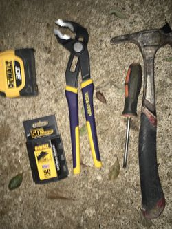 Work Tools (30$) for Sale in Houston,  TX