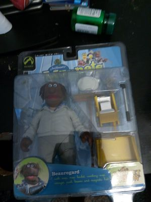 The Muppets Beauregard's action figure for Sale in Silver Spring, MD