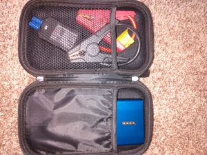 Winplus Type S Jump Starter w/Portable Power Bank for Sale in Great Falls, MT